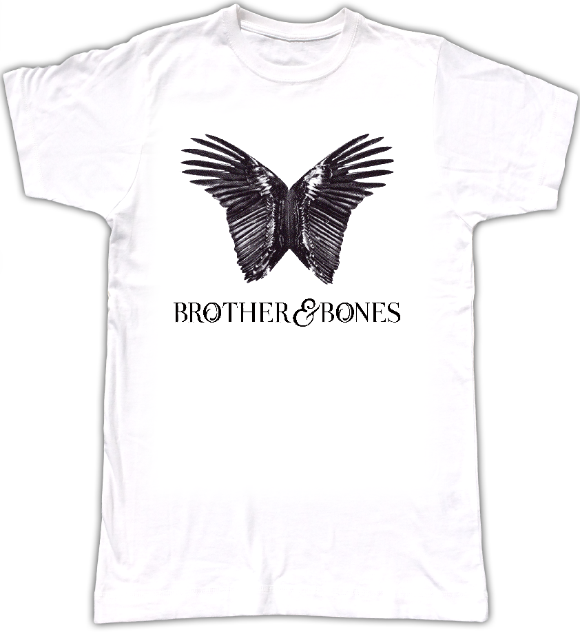 Women's 'Wings' Art T-Shirt - WHITE