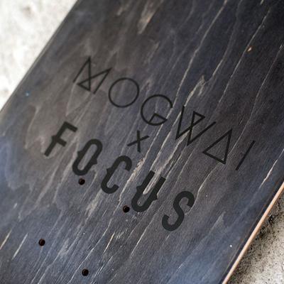 "MOGWAI X FOCUS QABALA PRIMER POOL BOMBER DECK - 8.625"""