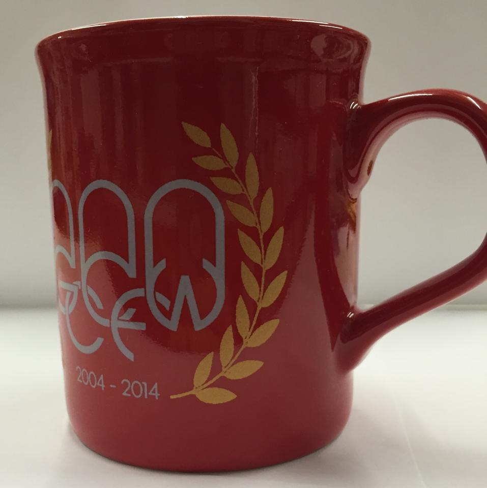 GCWCF Final Tour Mug