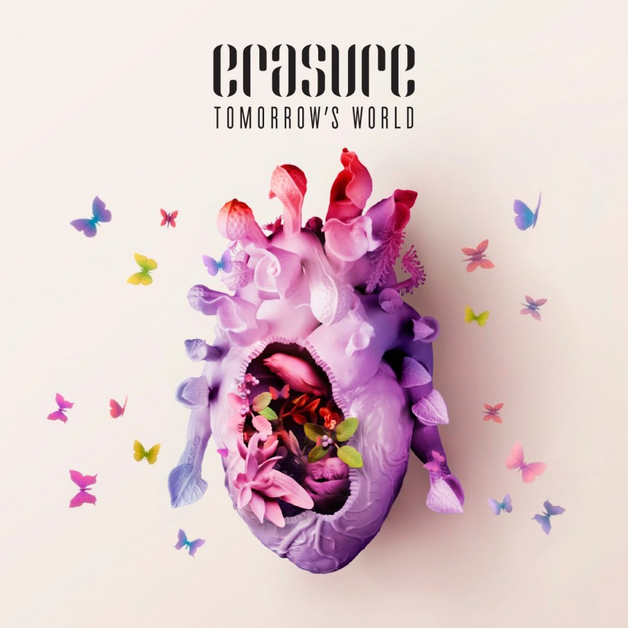 Erasure - Tomorrow's World (Double Vinyl)