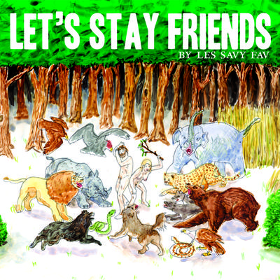 Let's Stay Friends CD