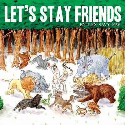 Let's Stay Friends (WAV)