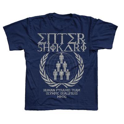 Human Pyramid T-Shirt