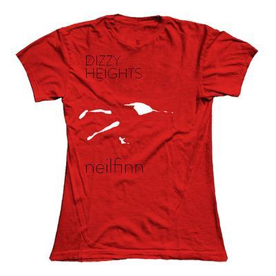 Dizzy Heights European Tour T-Shirt - Red