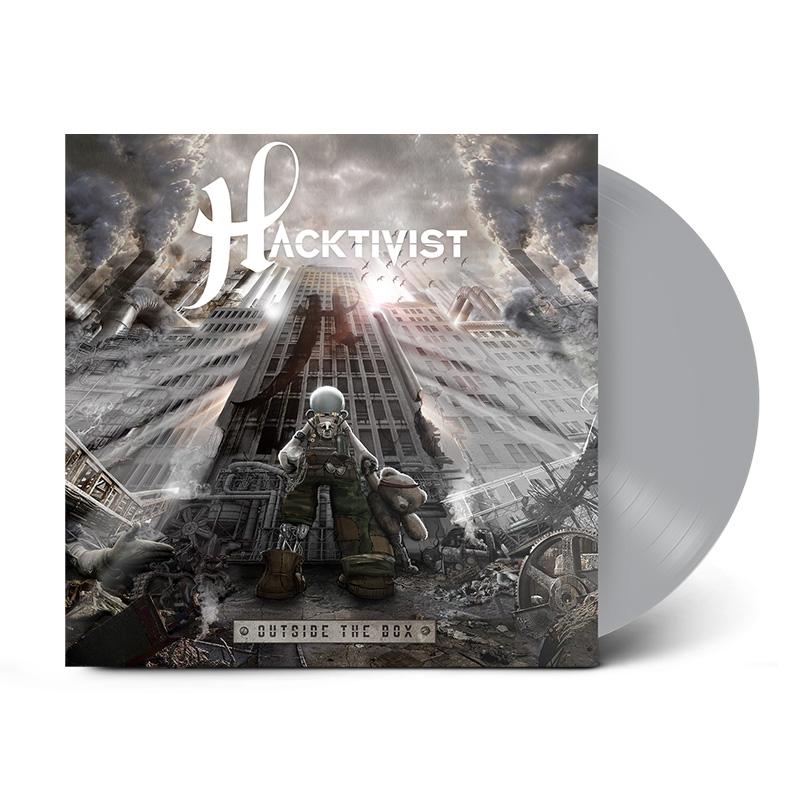 Outside The Box Silver Vinyl LP