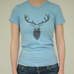 Ladies Stag T-shirt