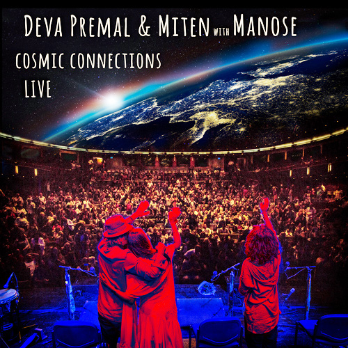 Cosmic Connections Live - CD