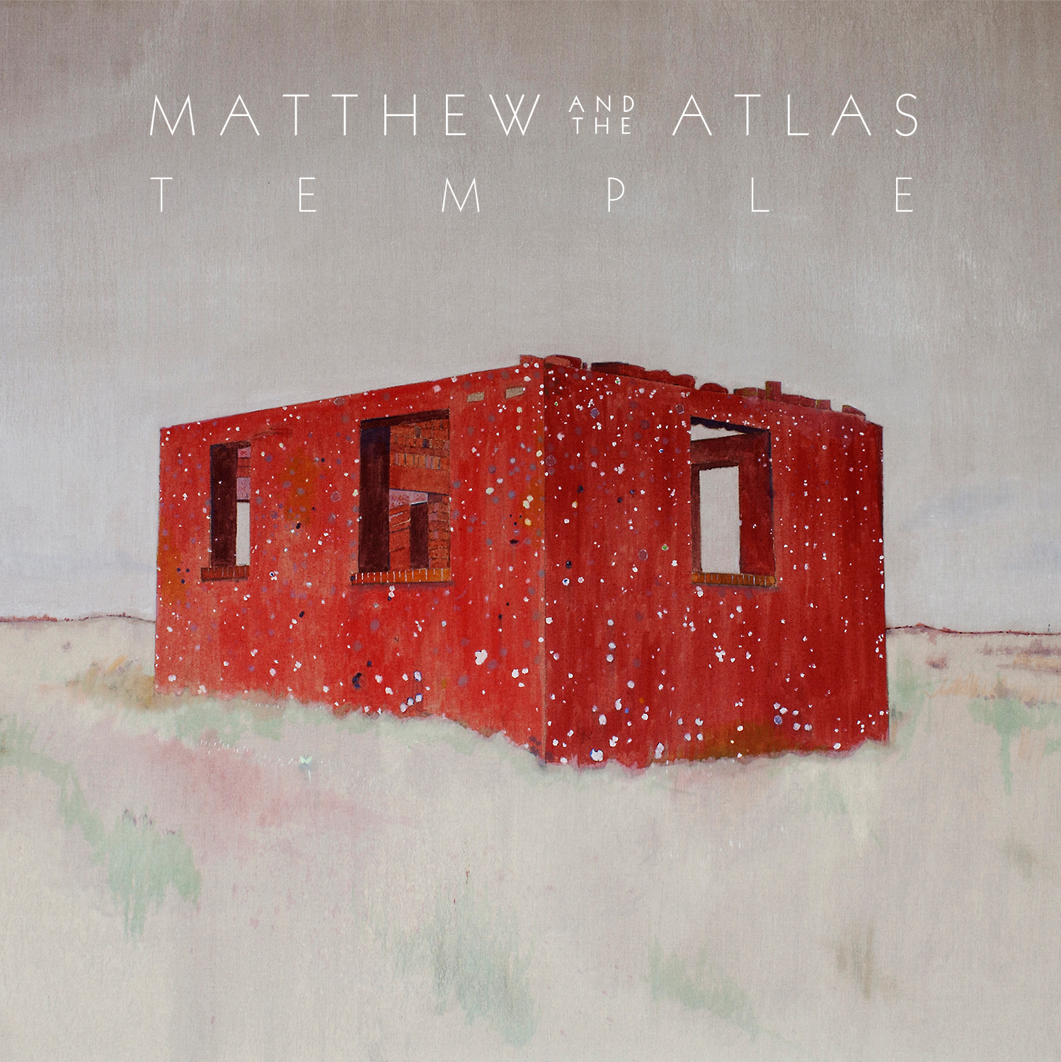Matthew and the Atlas - Temple Digital Download