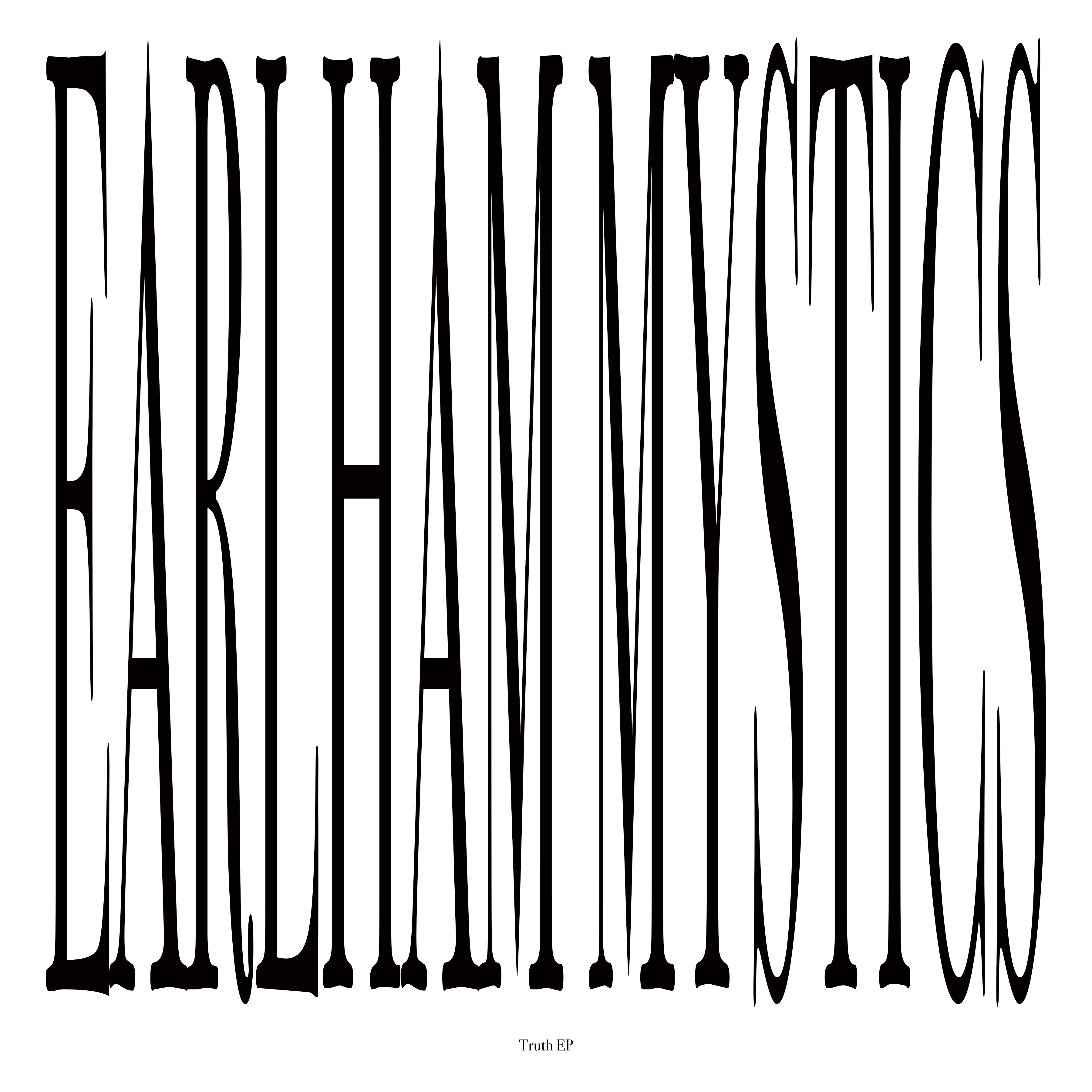 "Earlham Mystics (Luke Abbott) - Truth EP (12"" Vinyl)"