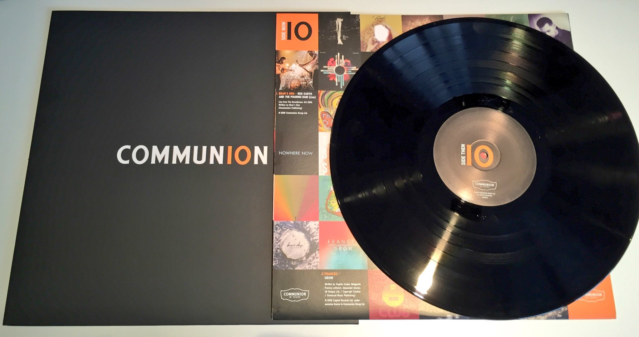 Communion 10