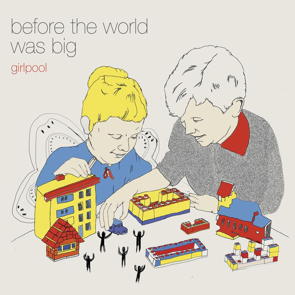 Before The World Was Big CD