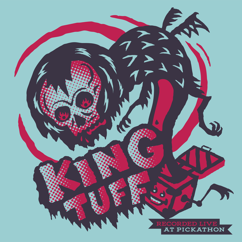 "Live at Pickathon: Ty Segall / King Tuff 12"" LP"