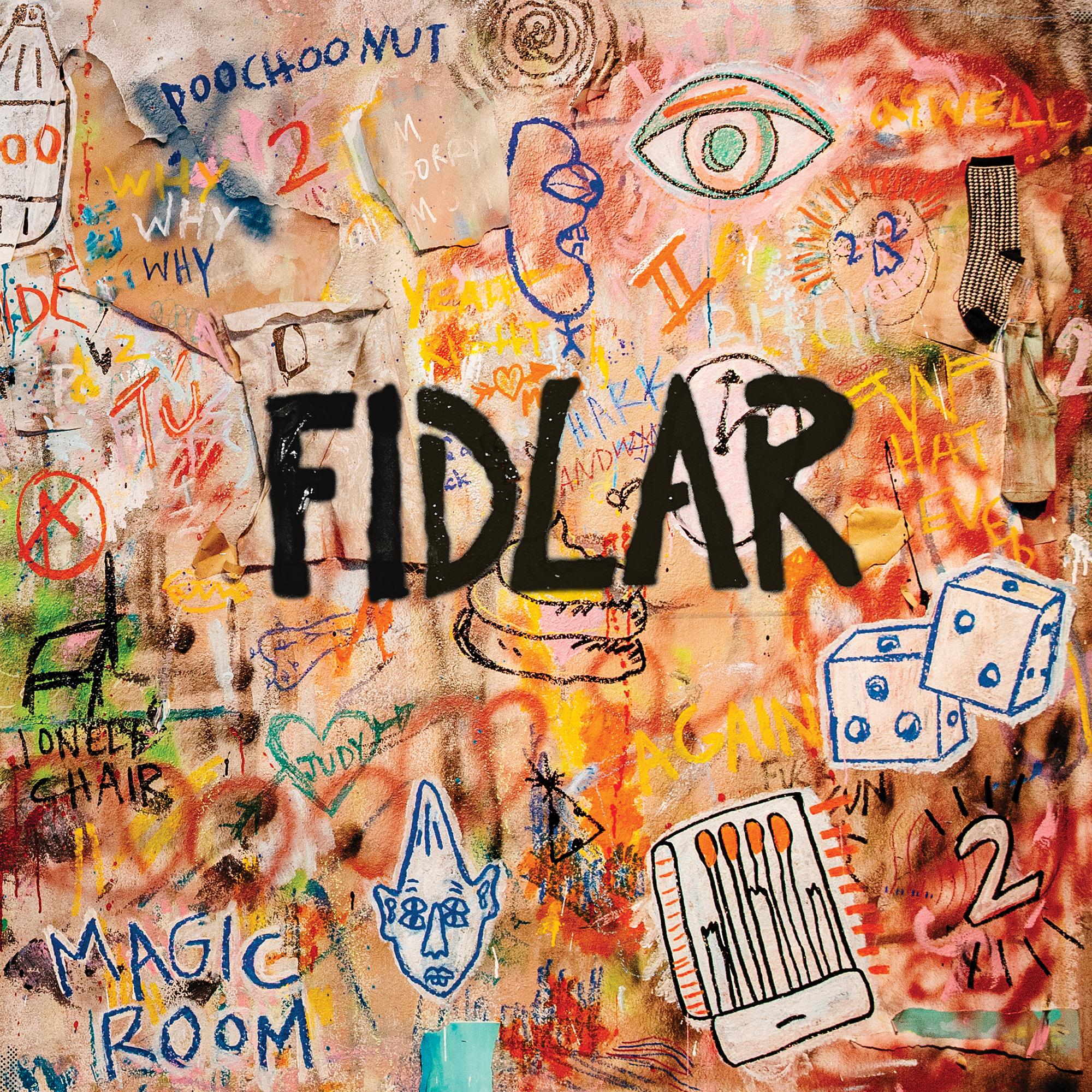 FIDLAR 3 X Vinyl Bundle