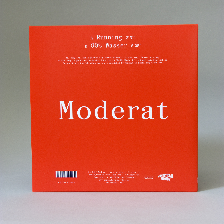 Moderat – Running EP