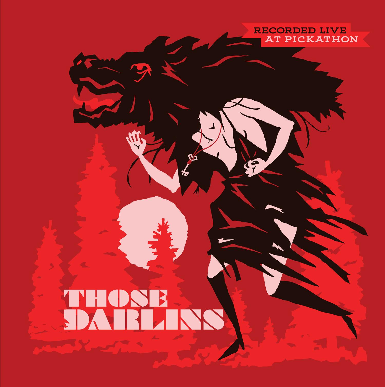 "Live at Pickathon: Diarrhea Planet / Those Darlins 12"" LP"