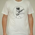 Mens Woody Guthrie T-Shirt (No Direction Home)