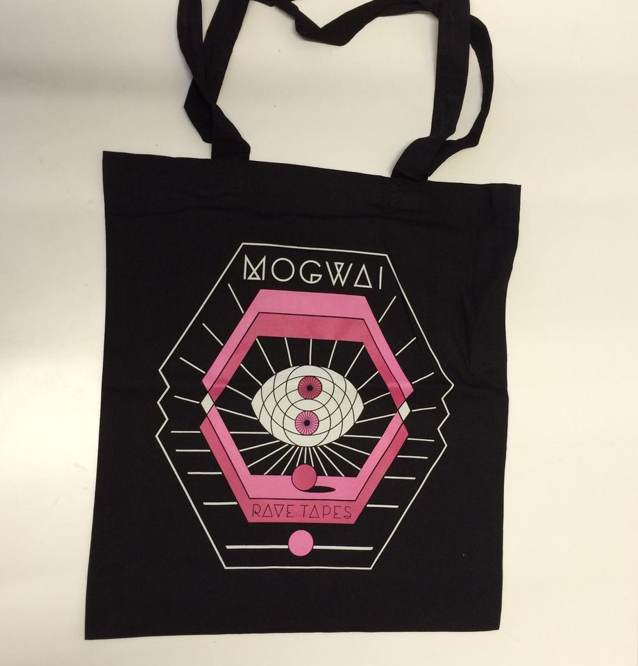Mogwai Colour Rave Tapes Tote Bag