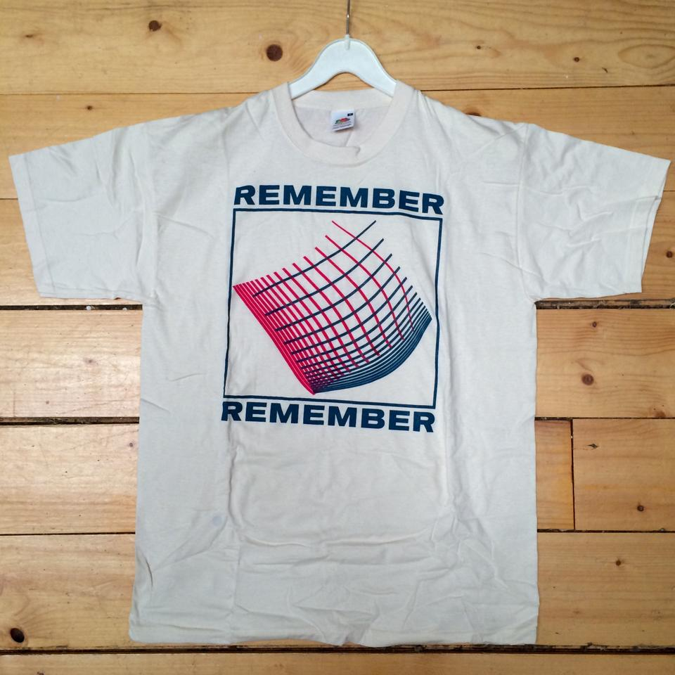 Remember Remember White T