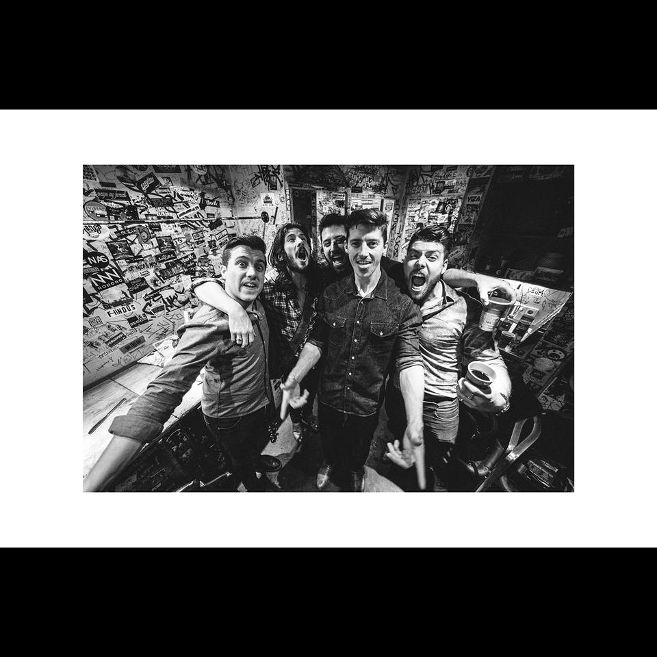 Group Shot Photo Print A4