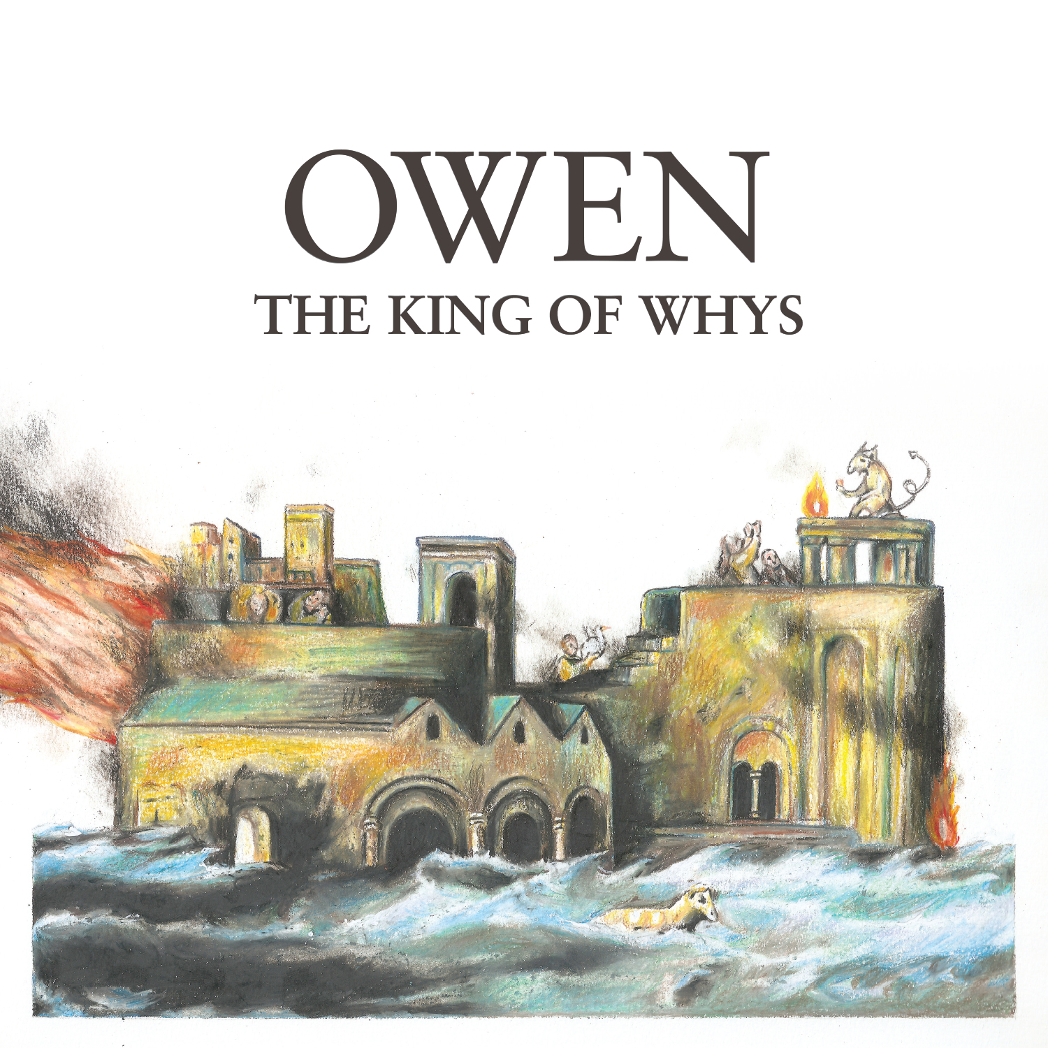 The King Of Whys CD