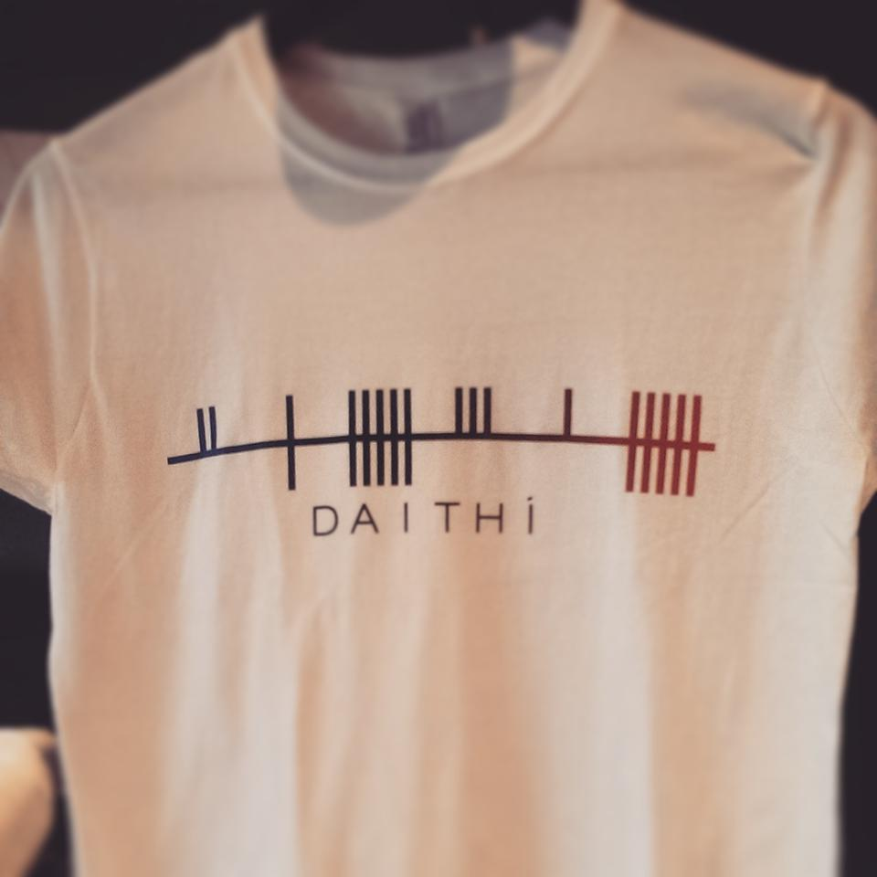 Ladies Daithi Logo T-Shirts