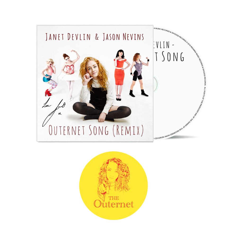 Outernet Song - Jason Nevins (Remix)