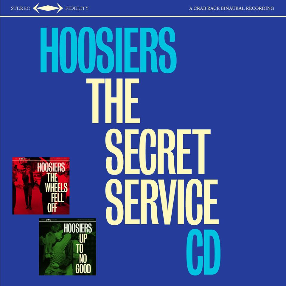 The Secret Service Pre-Order CD Album Only