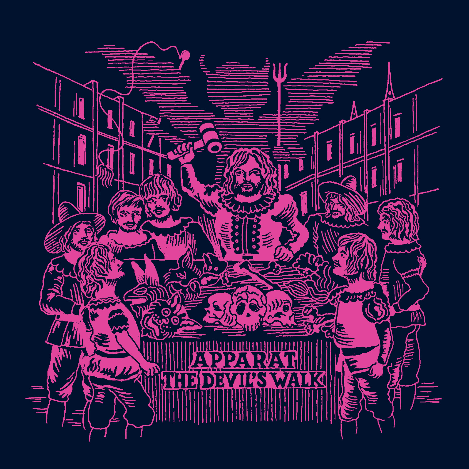 Apparat - The Devil's Walk CD