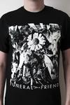 'Shatter Flower' T-Shirt