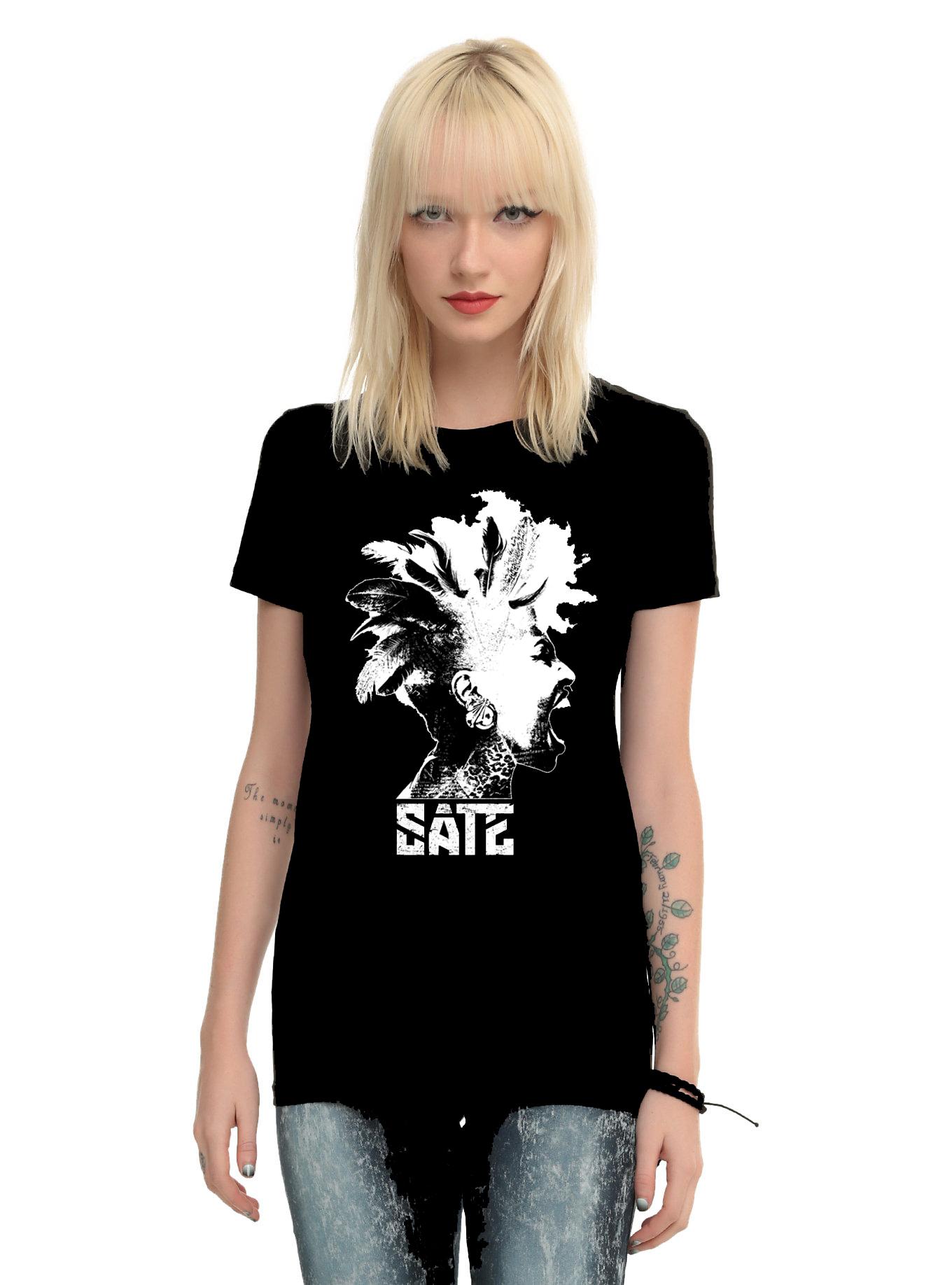 SATE Face Shirt