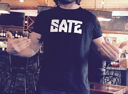 SATE Logo Shirt