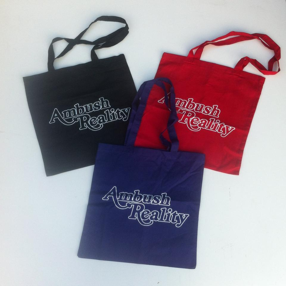 Ambush Reality Tote Bag