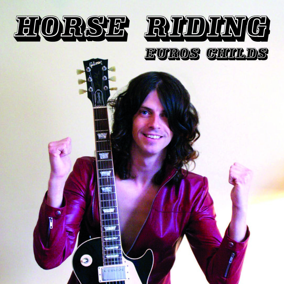 Euros Childs - Horse Riding 7""