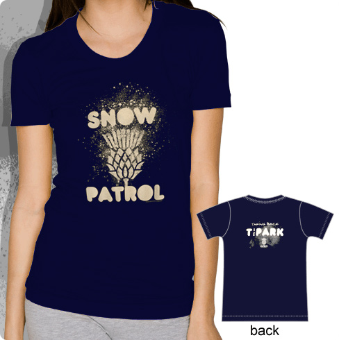T In The Park (Girls) - Tee