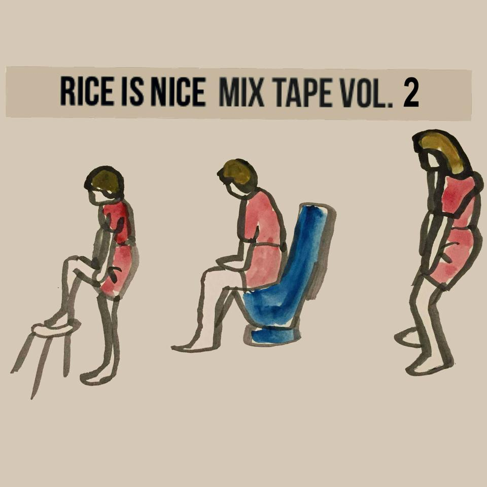 Rice Is Nice Vol. 2 Mix Tape