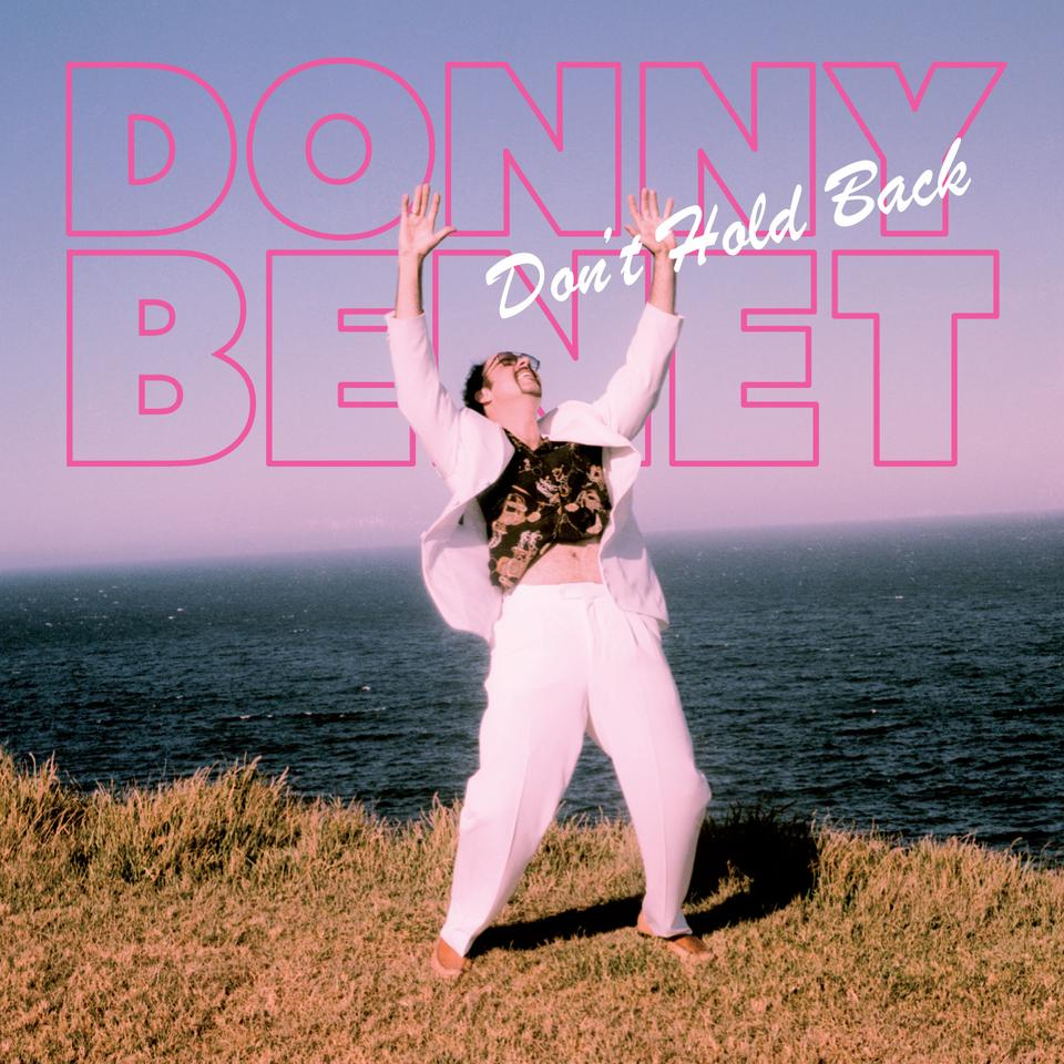 Don't Hold Back - CD