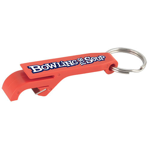Logo (Red) - Bottle Opener