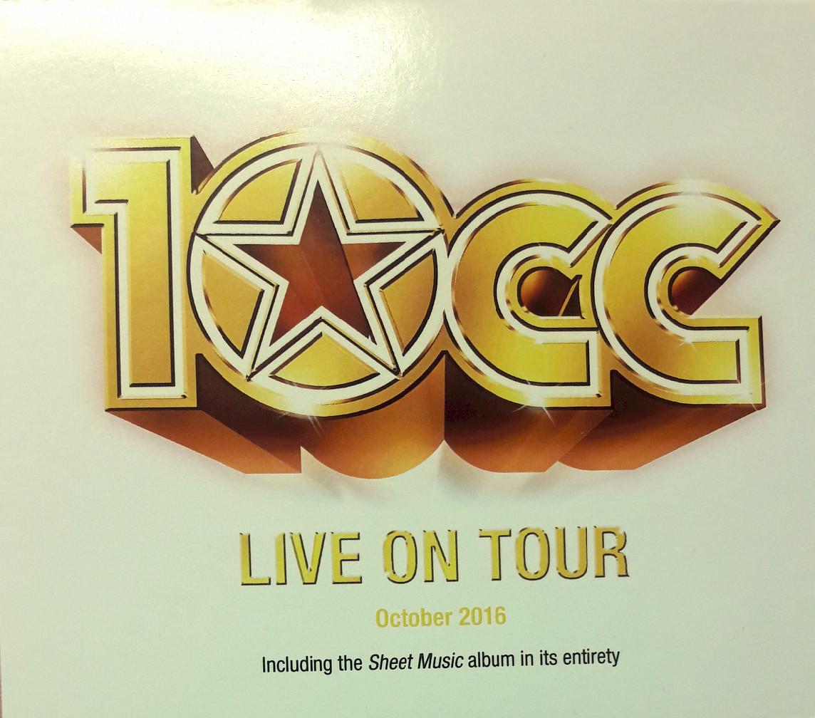 NEW Live On Tour 2016 CD