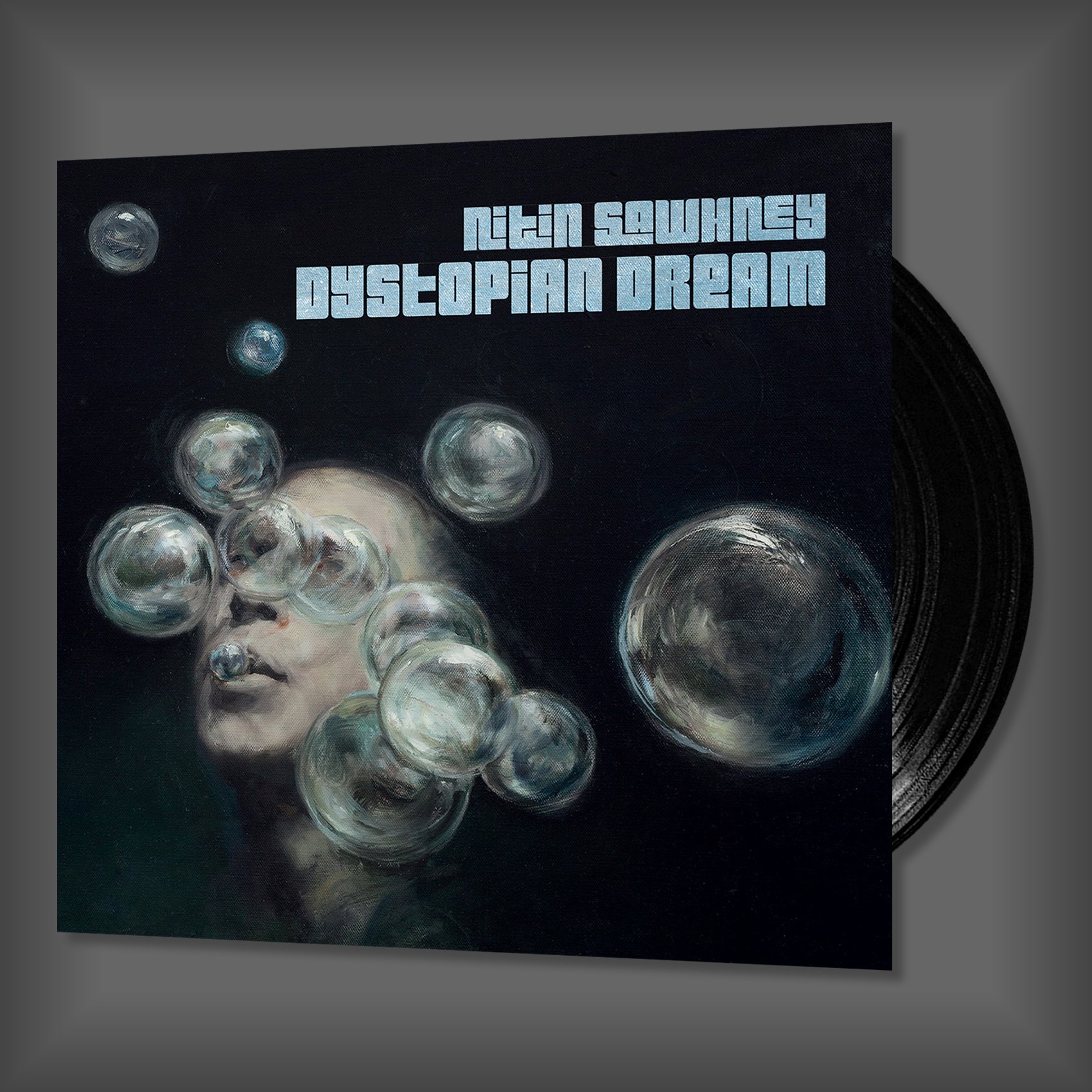 "Dystopian Dream (Signed 12"" 2LP Vinyl)"