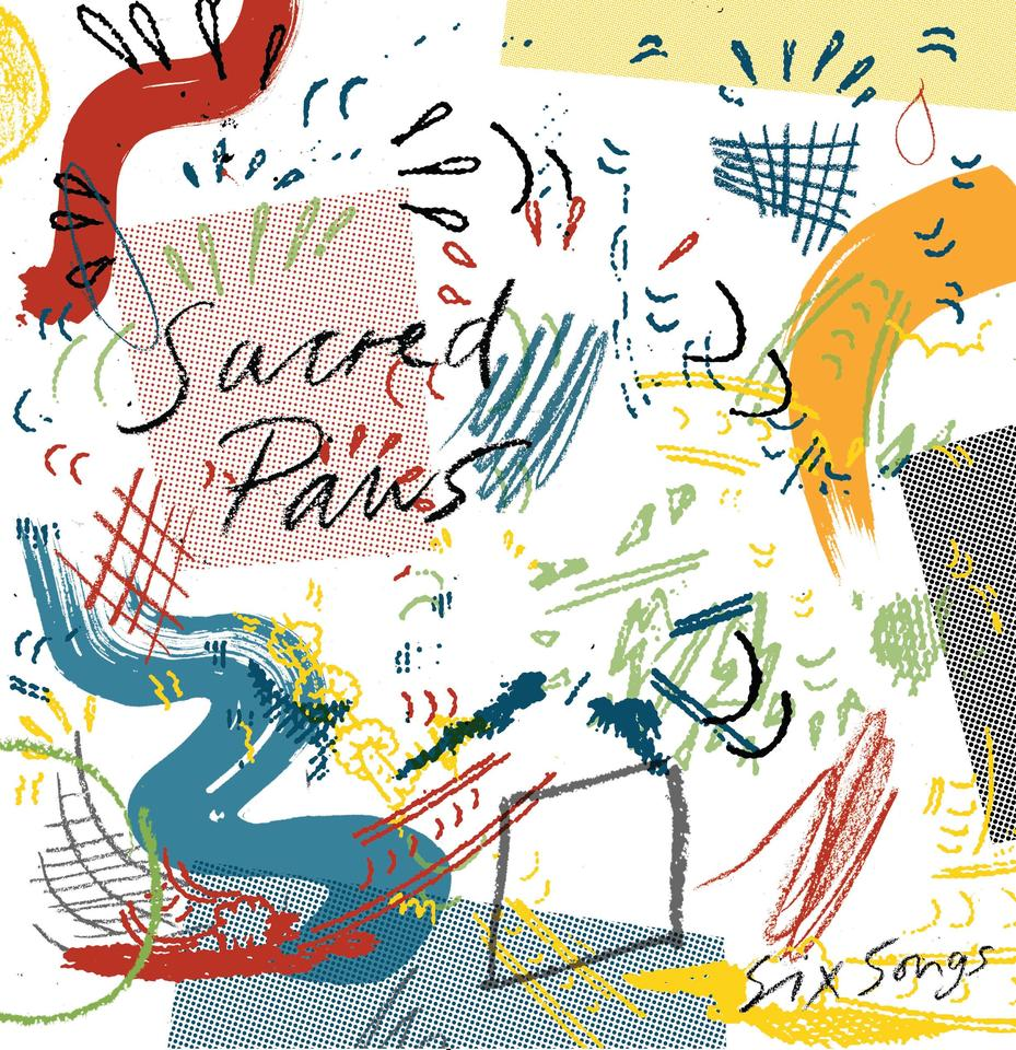 Sacred Paws- Six Songs- Vinyl EP