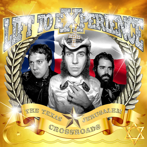 Lift To Experience - The Texas Jerusalem Crossroads