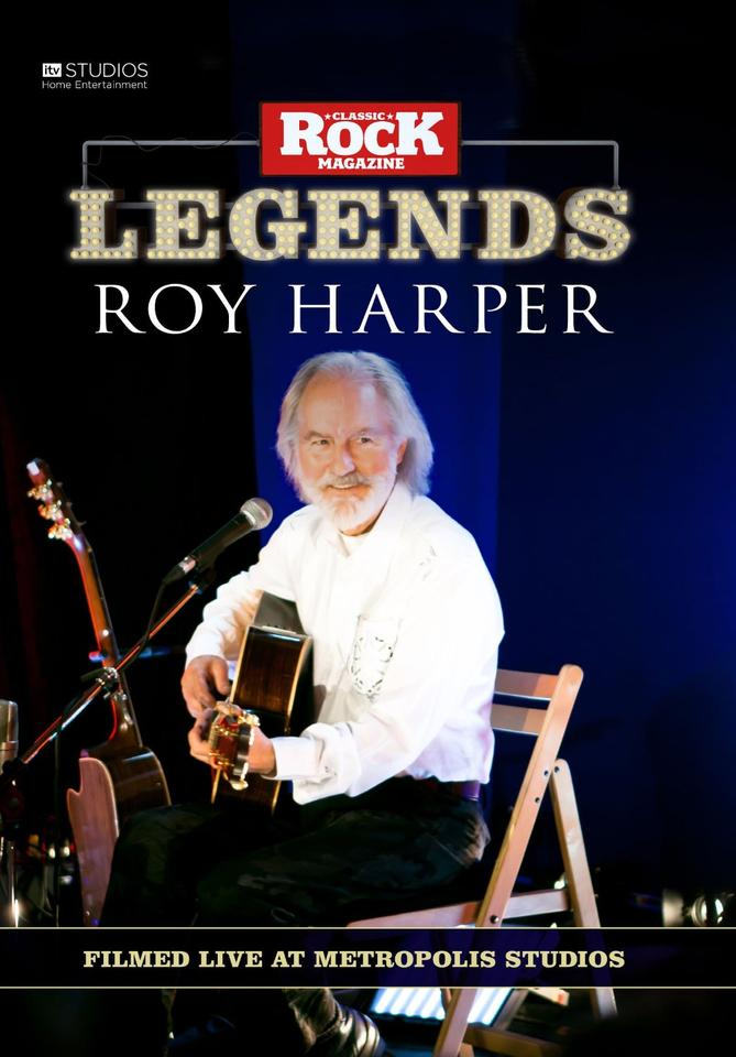 Legends: Roy Harper