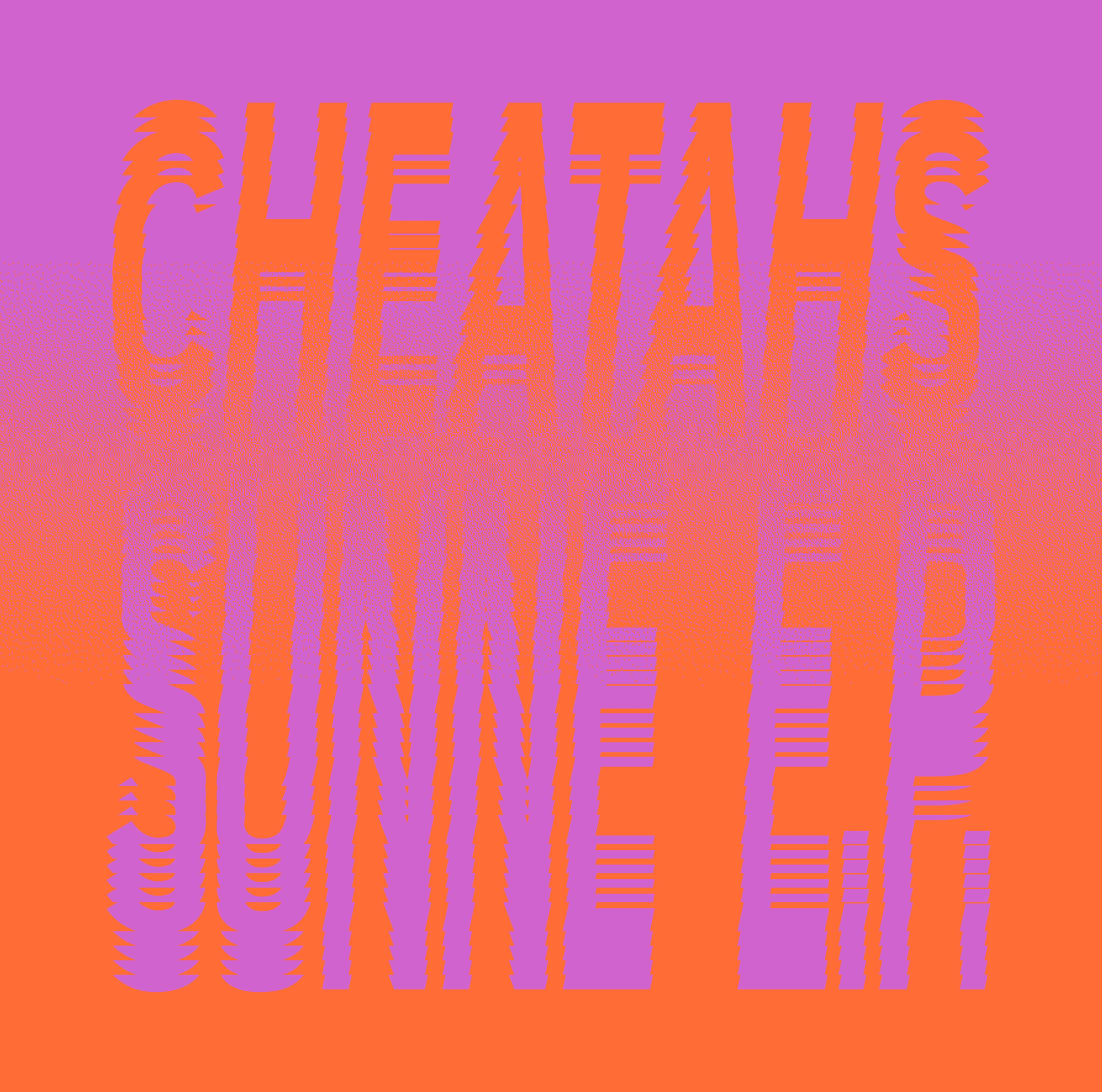 Cheatahs 6 x Vinyl Bundle