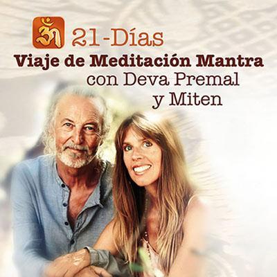 21 Day Mantra Meditation Journey (Spanish) - Digital