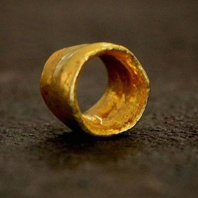 Art, Music, Poetry & Learning (3 gram bead)