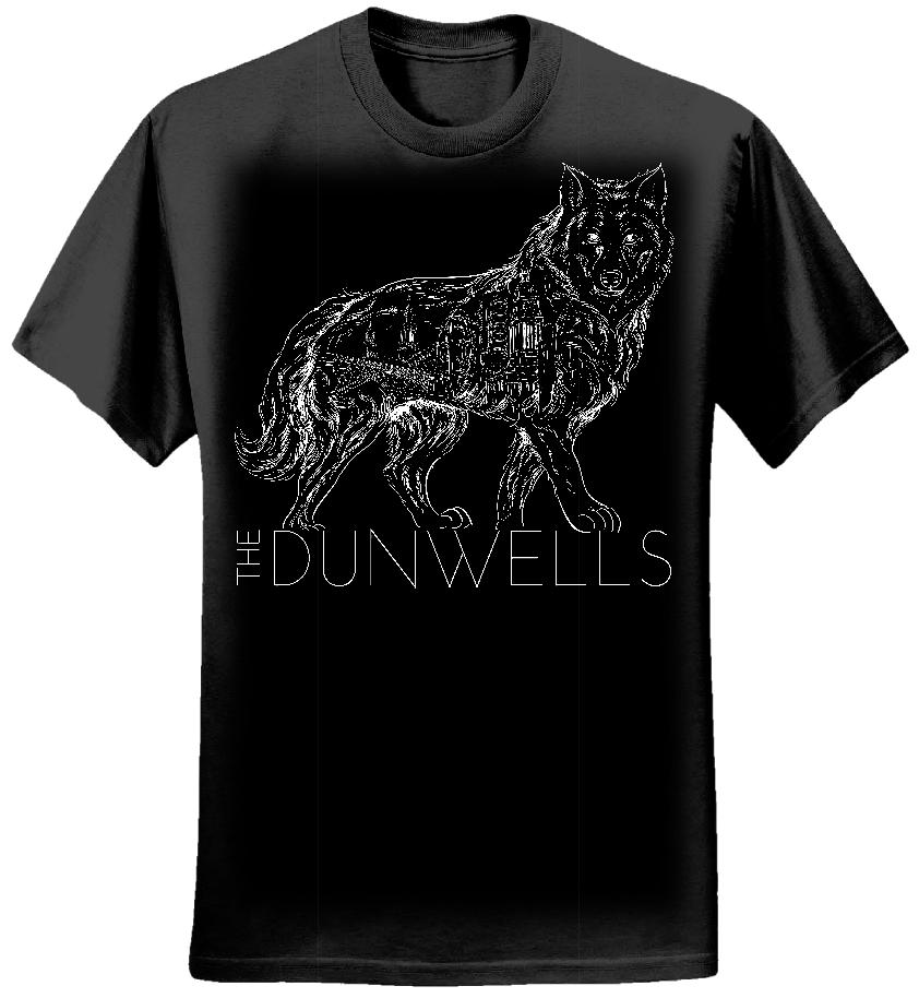 Ladies Wolf T-Shirt