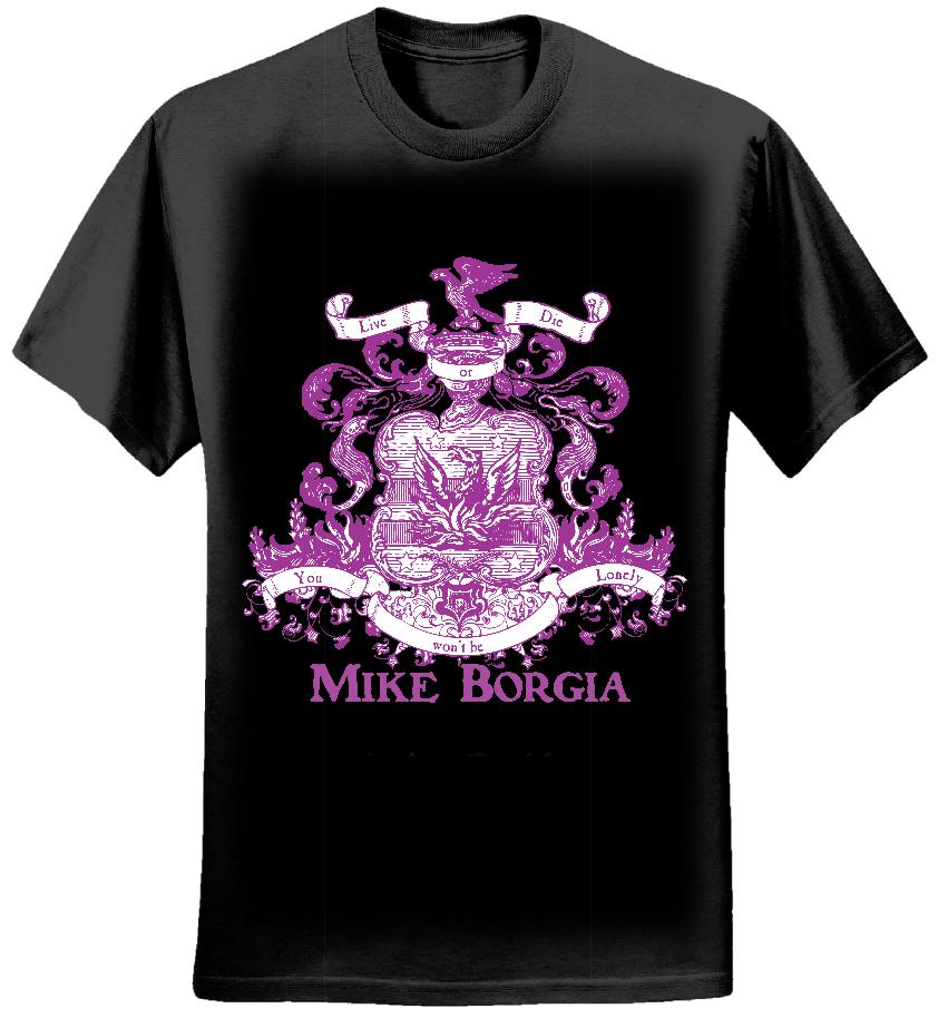 Purple Shield (WOMENS)