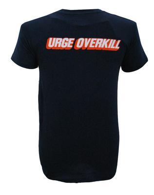 Mens Navy Round Logo T-Shirt