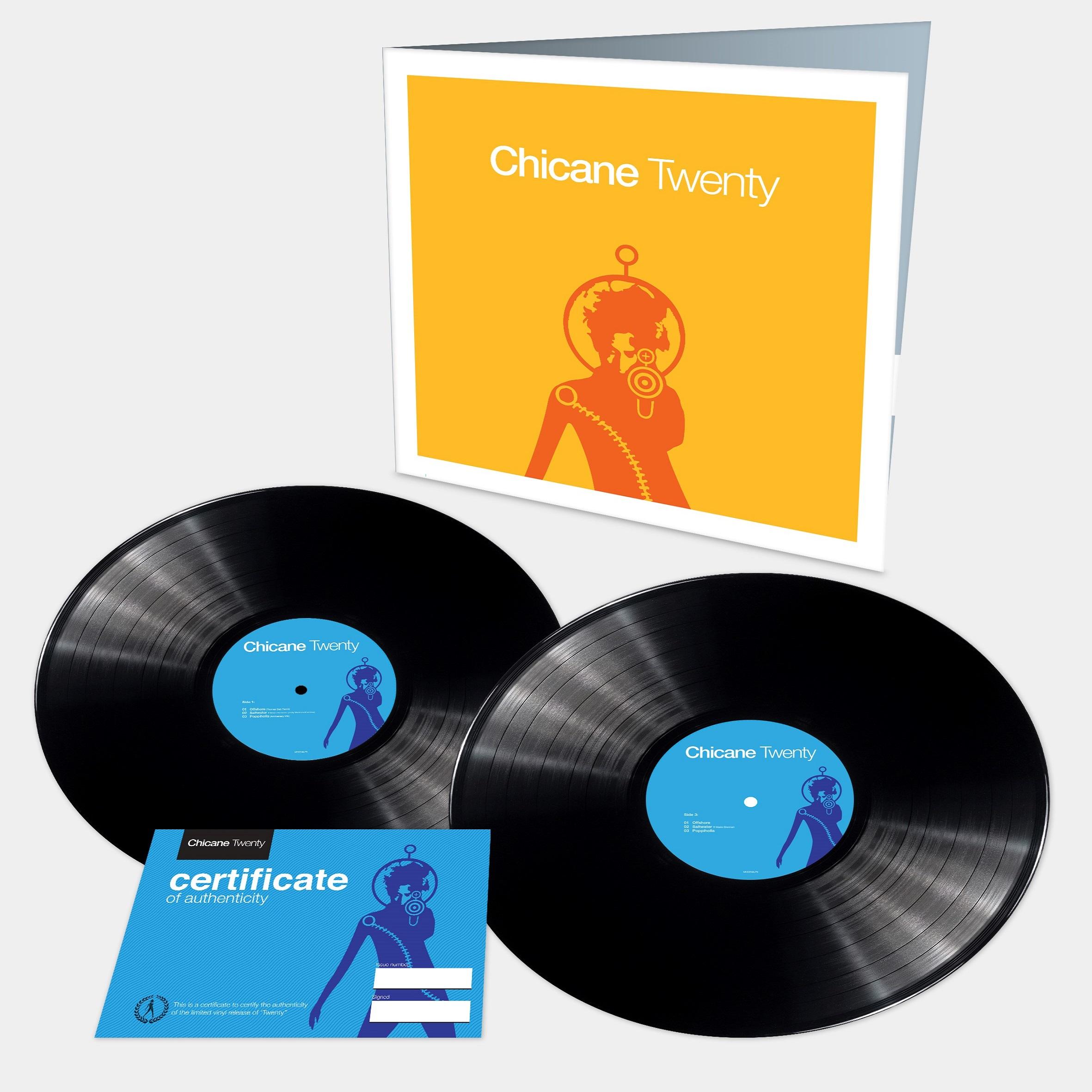 Twenty (Limited Edition Signed Double-Vinyl)