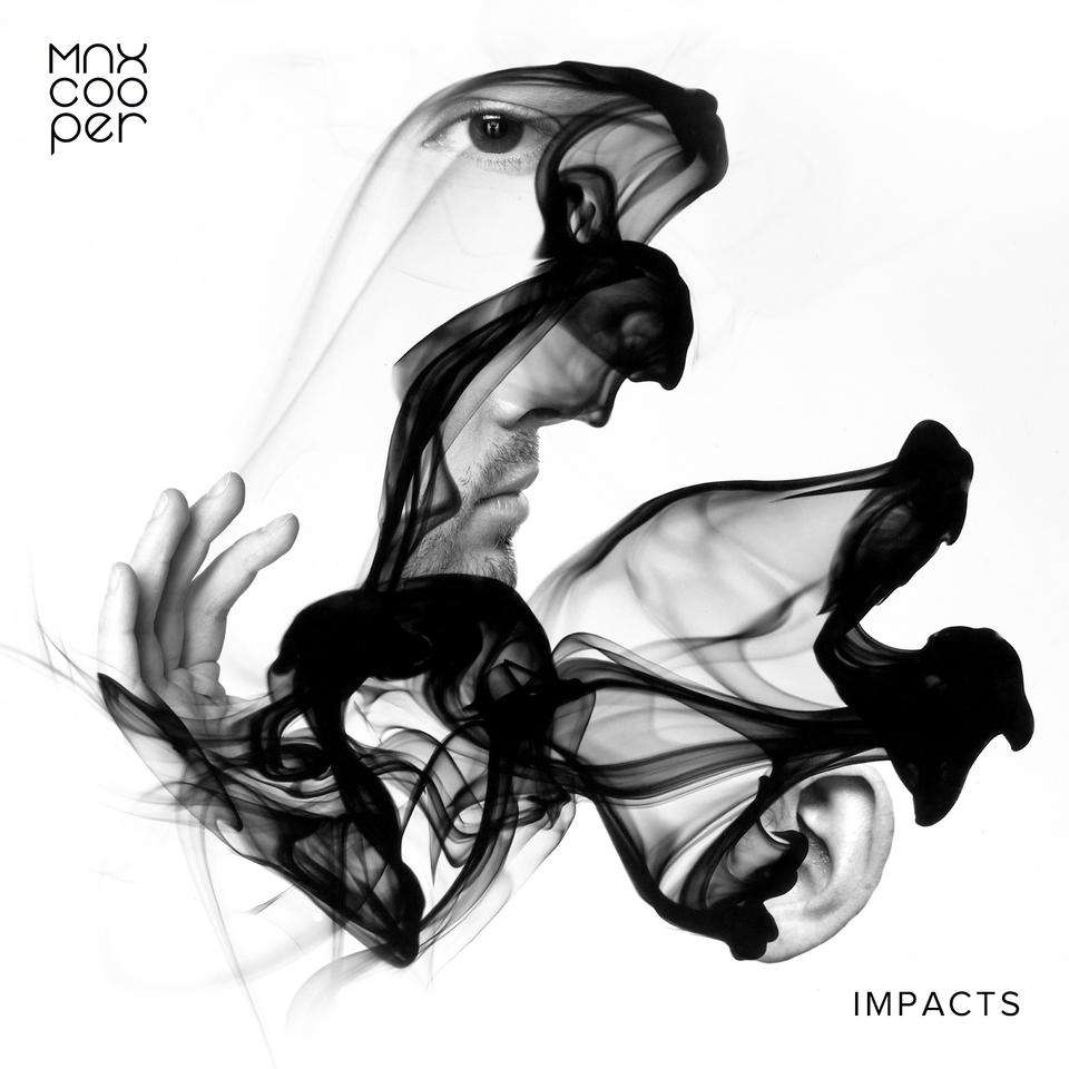 Max Cooper - Impacts EP (digital)